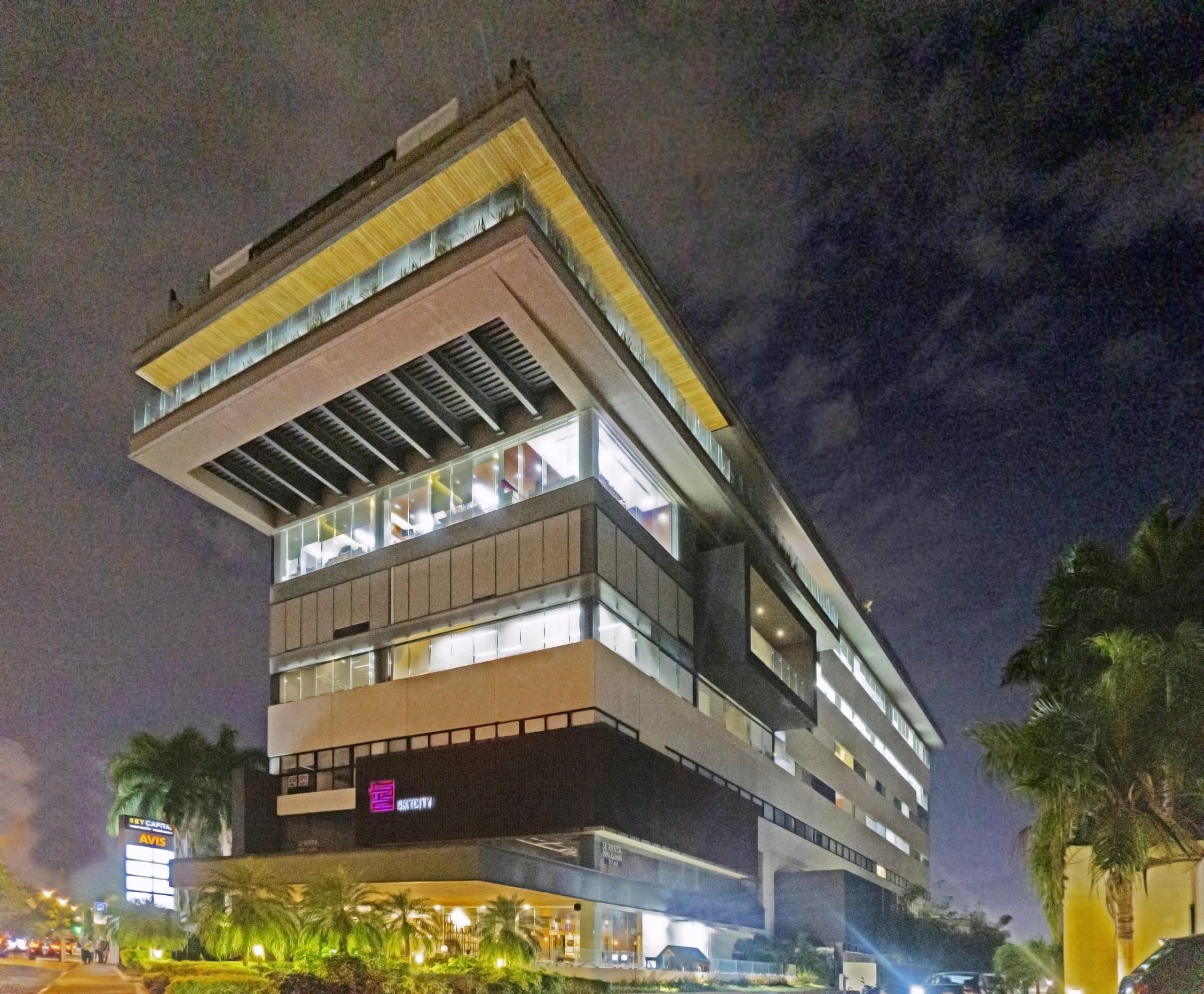 skycity departamentos oficinas